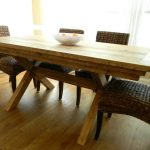 giveaway grassland dining table carolina farmhouse