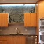 glass cabinet doors in style