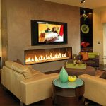Modern Gas Fireplace Design Images