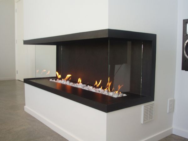 Modern Gas Fireplace Ideas Images