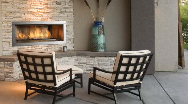 Modern Gas Fireplace Pictures
