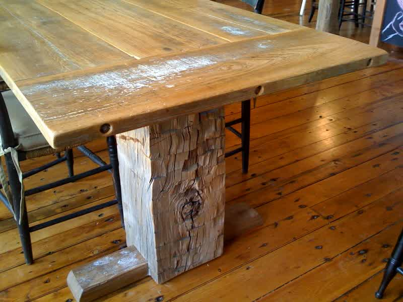 Image of: photos farmhouse dining room tables