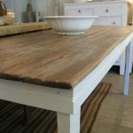 rustic farmhouse dining room tables
