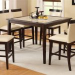 tall kitchen table ideas modern