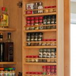 Big Wall Spice Rack Ideas