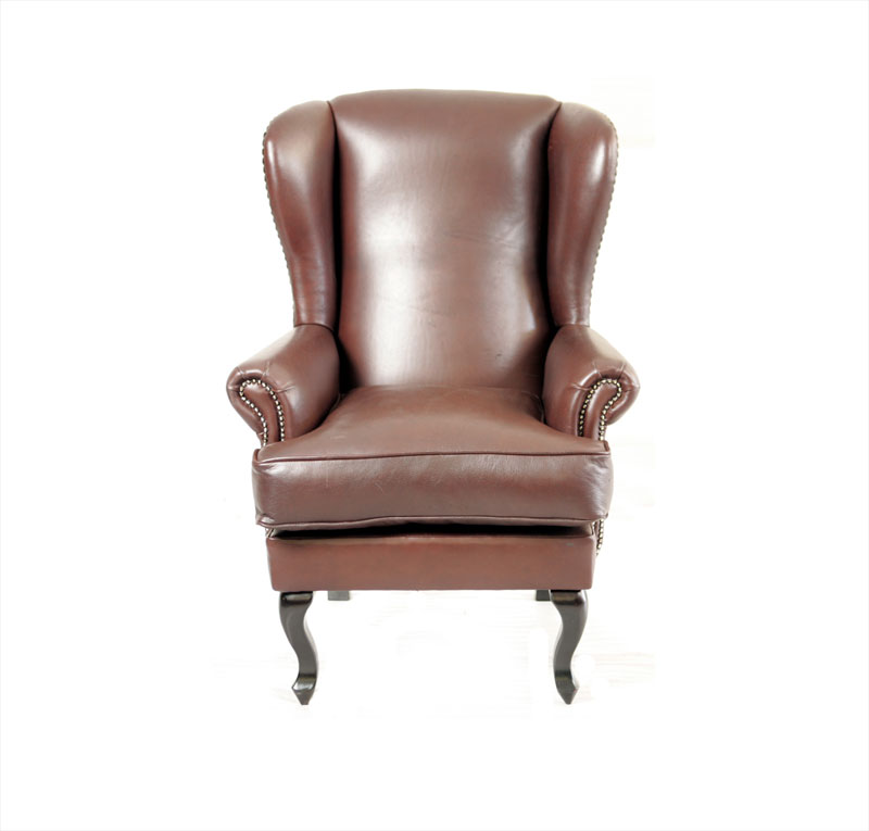Image of: wing chair Backed