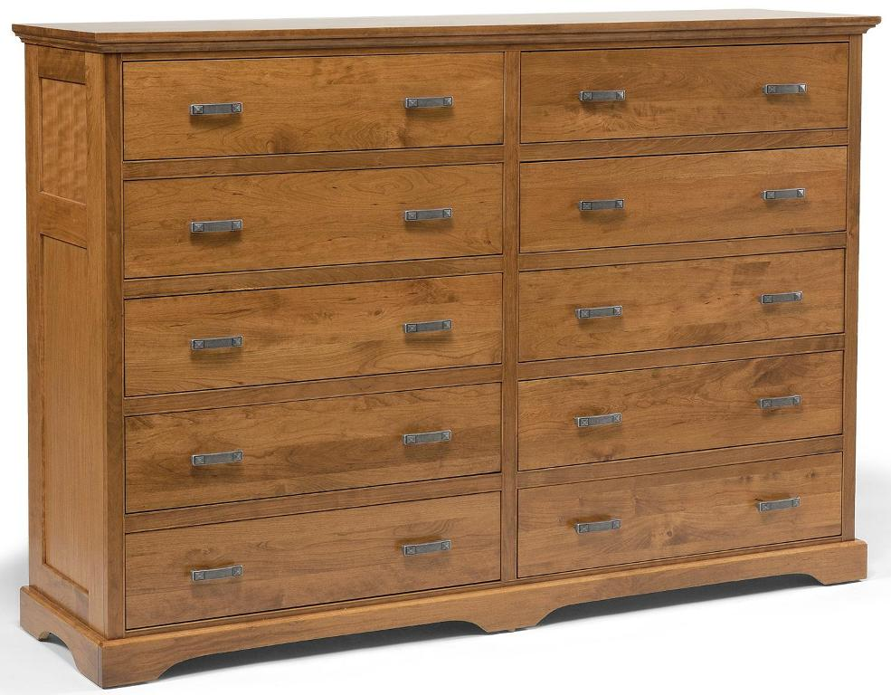 Picture of: 10 Drawer Dresser