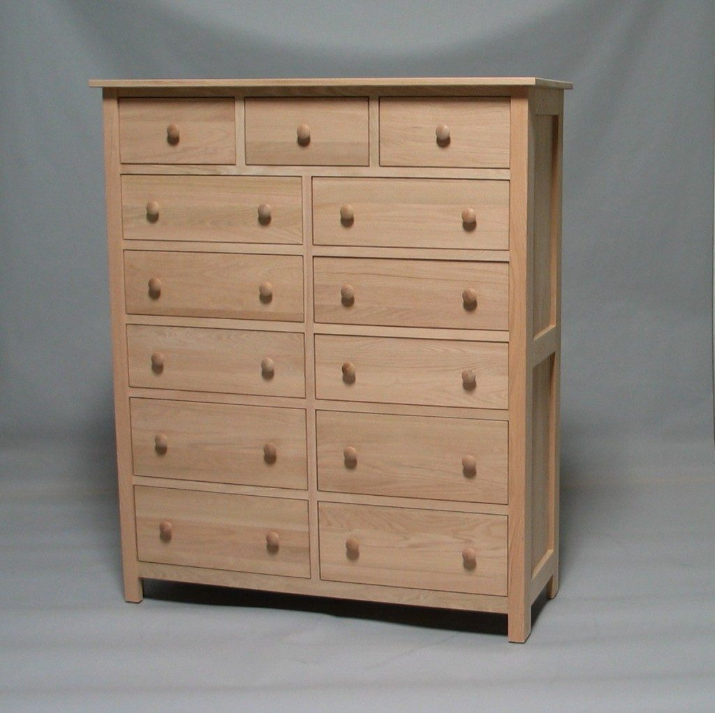 Picture of: 12 Inch Wood Dresser