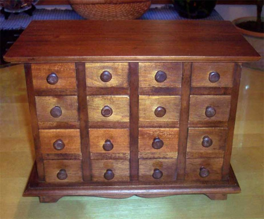 Picture of: 16 Drawer Chest