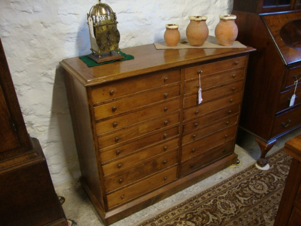 Picture of: 16 drawer cabinet