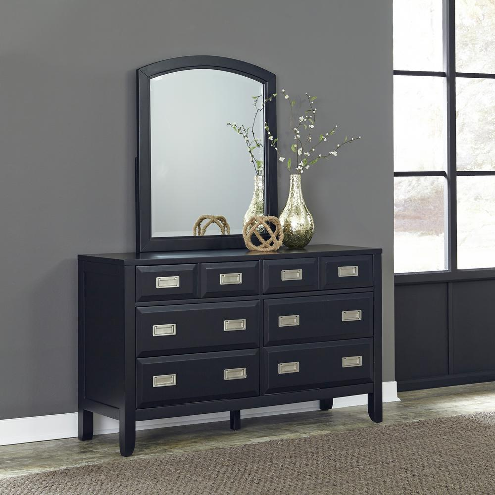 Picture of: 6 Drawer Dressers Home with Mirror