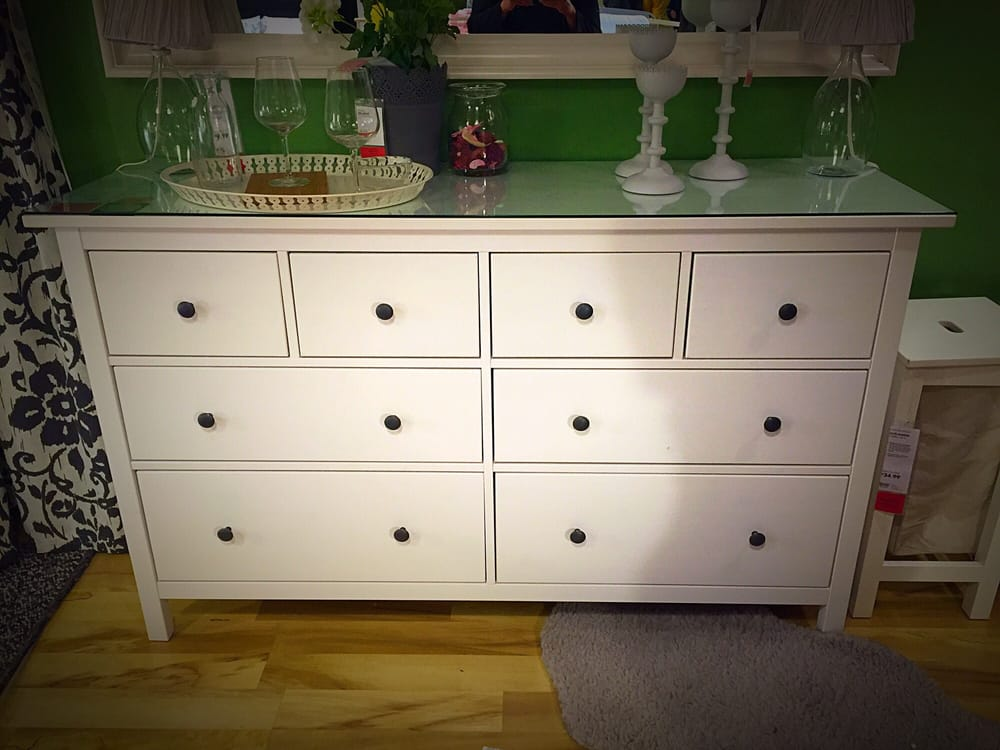 Picture of: 8 Drawer Dresser White Ideas