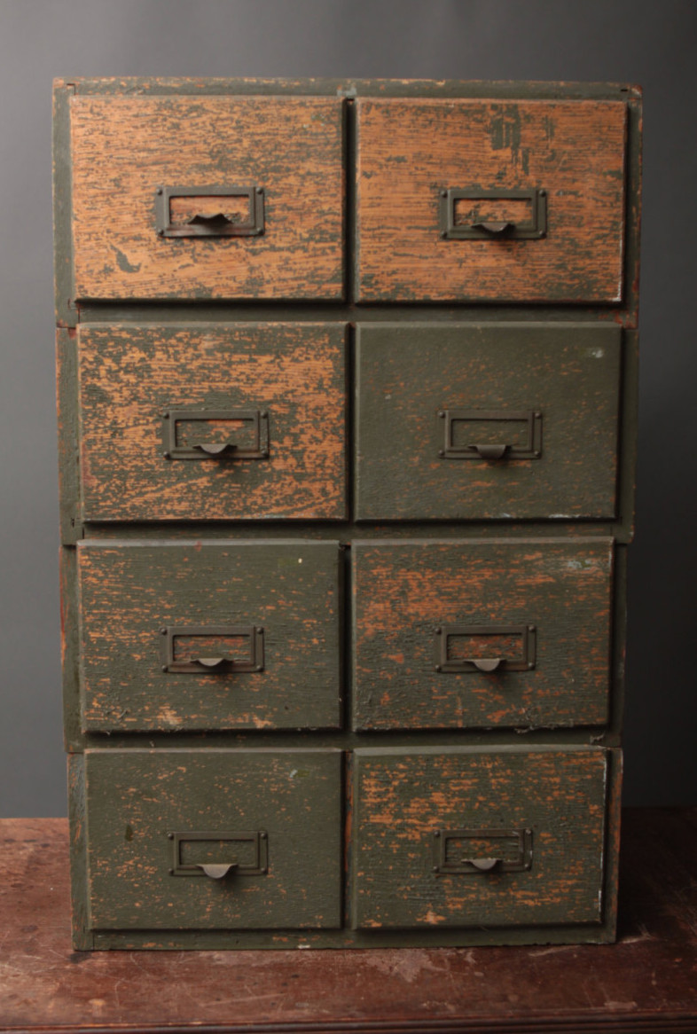 Picture of: Antique Acacia Dresser