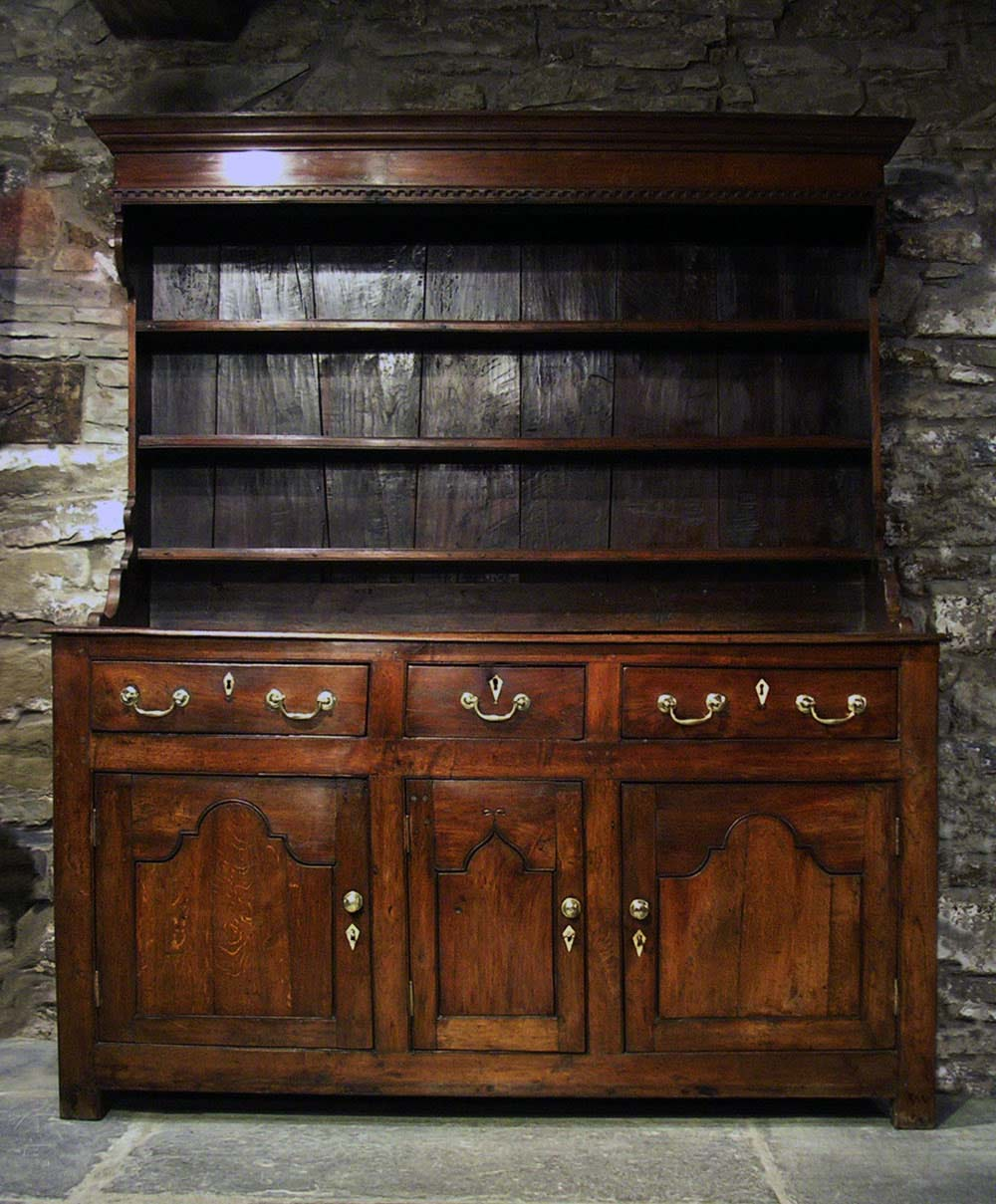 Picture of: Antique Dresser Large Door