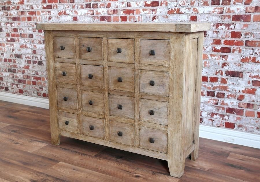 Apothecary Chest Pottery Barn
