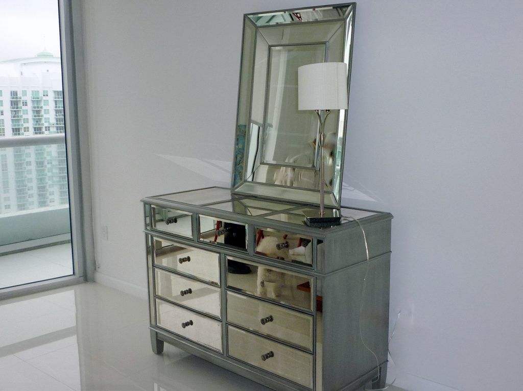 Picture of: Ashley Mirrored Dresser