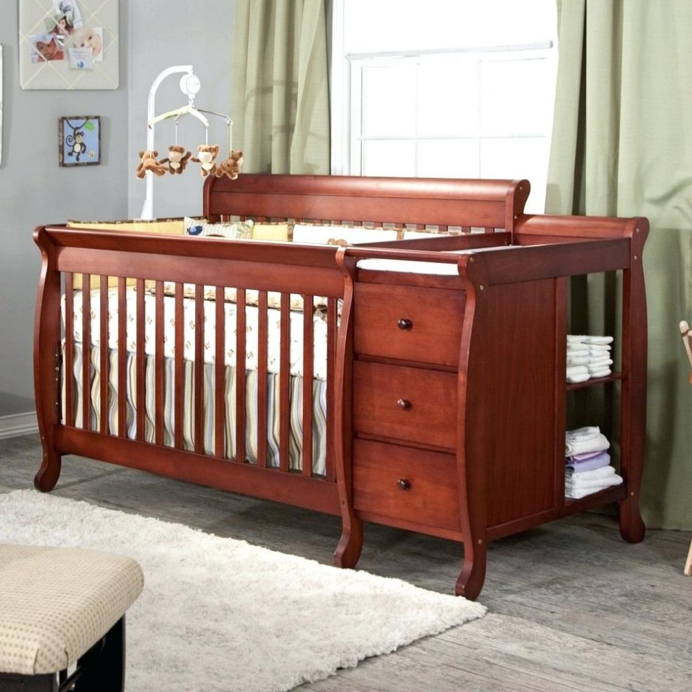 Picture of: Baby Changing Table Combo