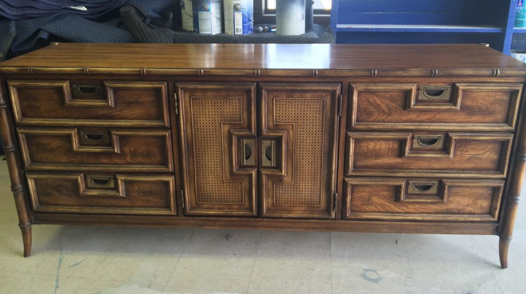 Picture of: Bamboo Dresser For Sale