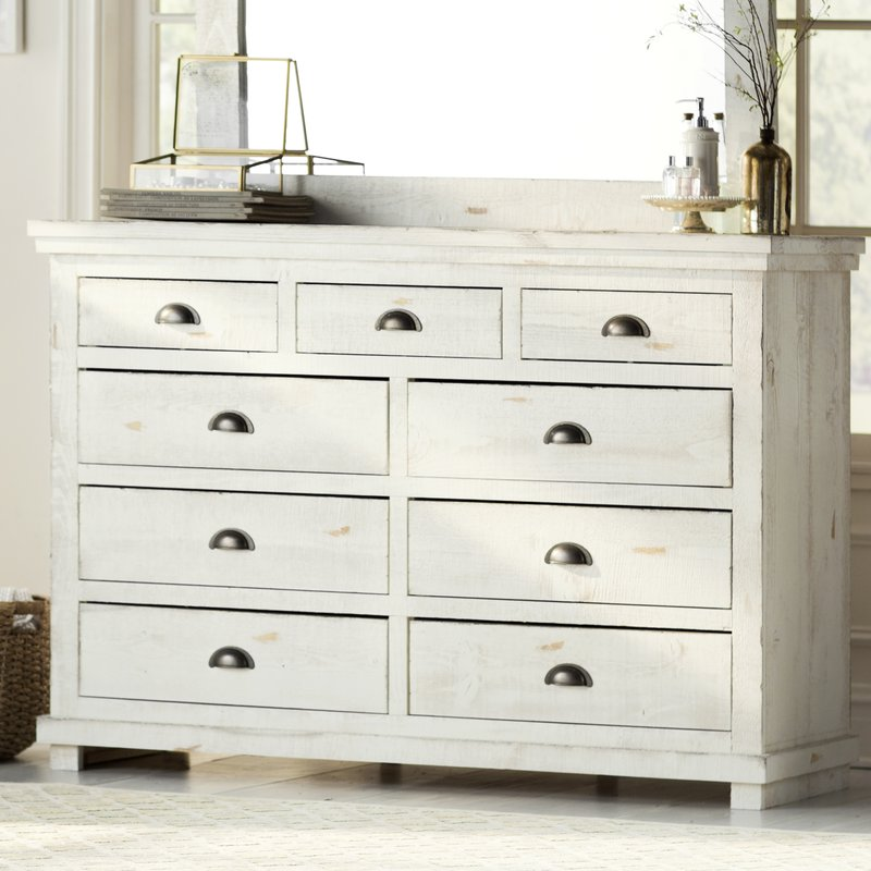 Picture of: Basics Drawer Chest White