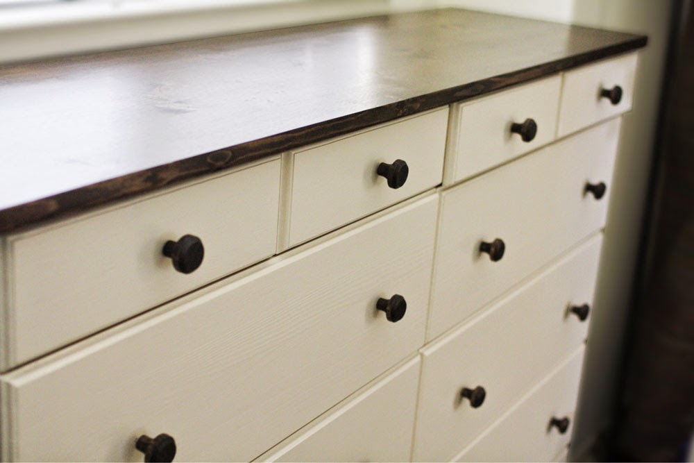 Picture of: Best Paint To Use On Ikea Tarva Dresser