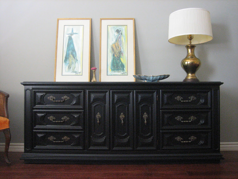 Picture of: Black Large Dresser Ikea