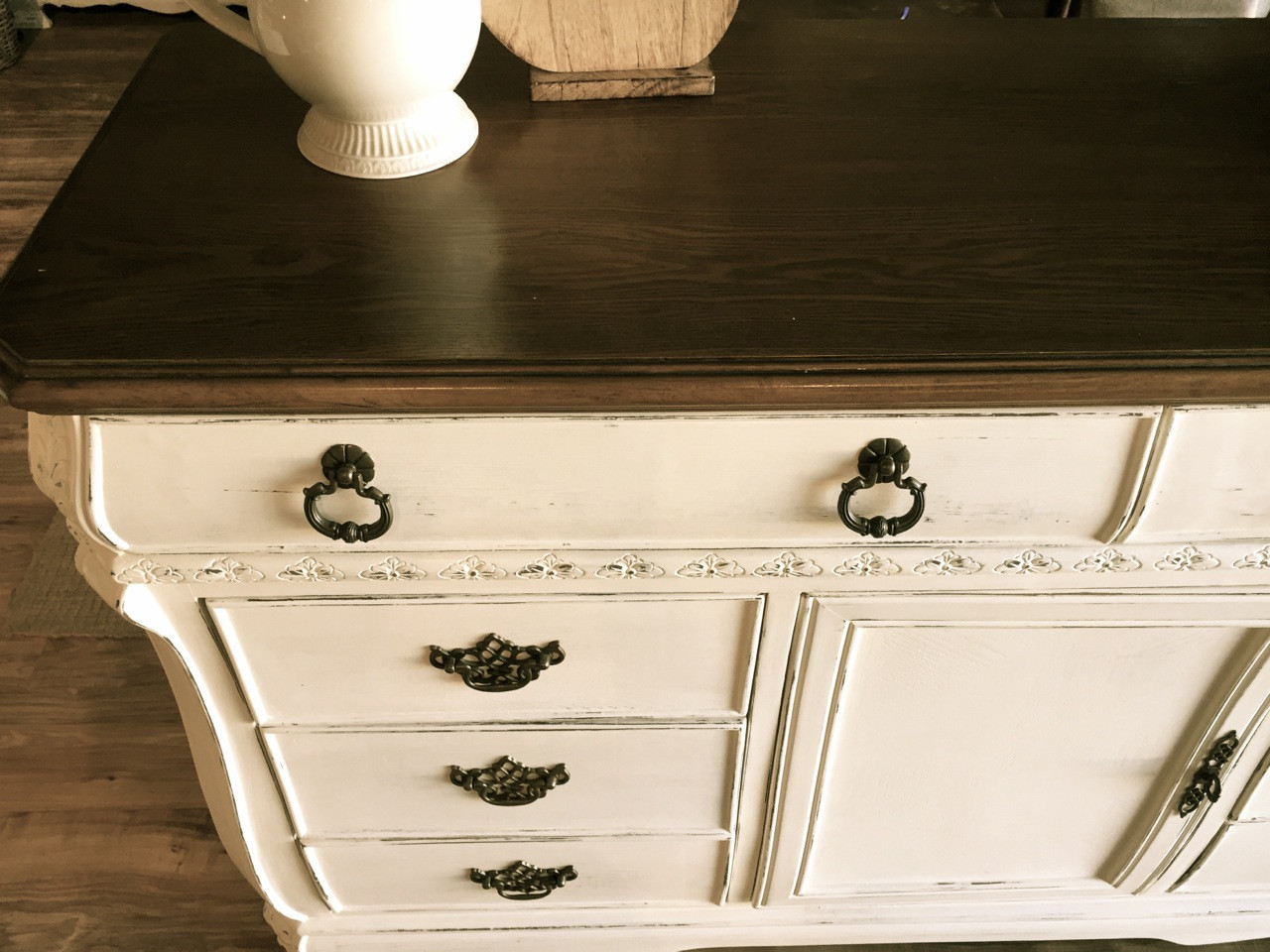 Picture of: Black Media Chest