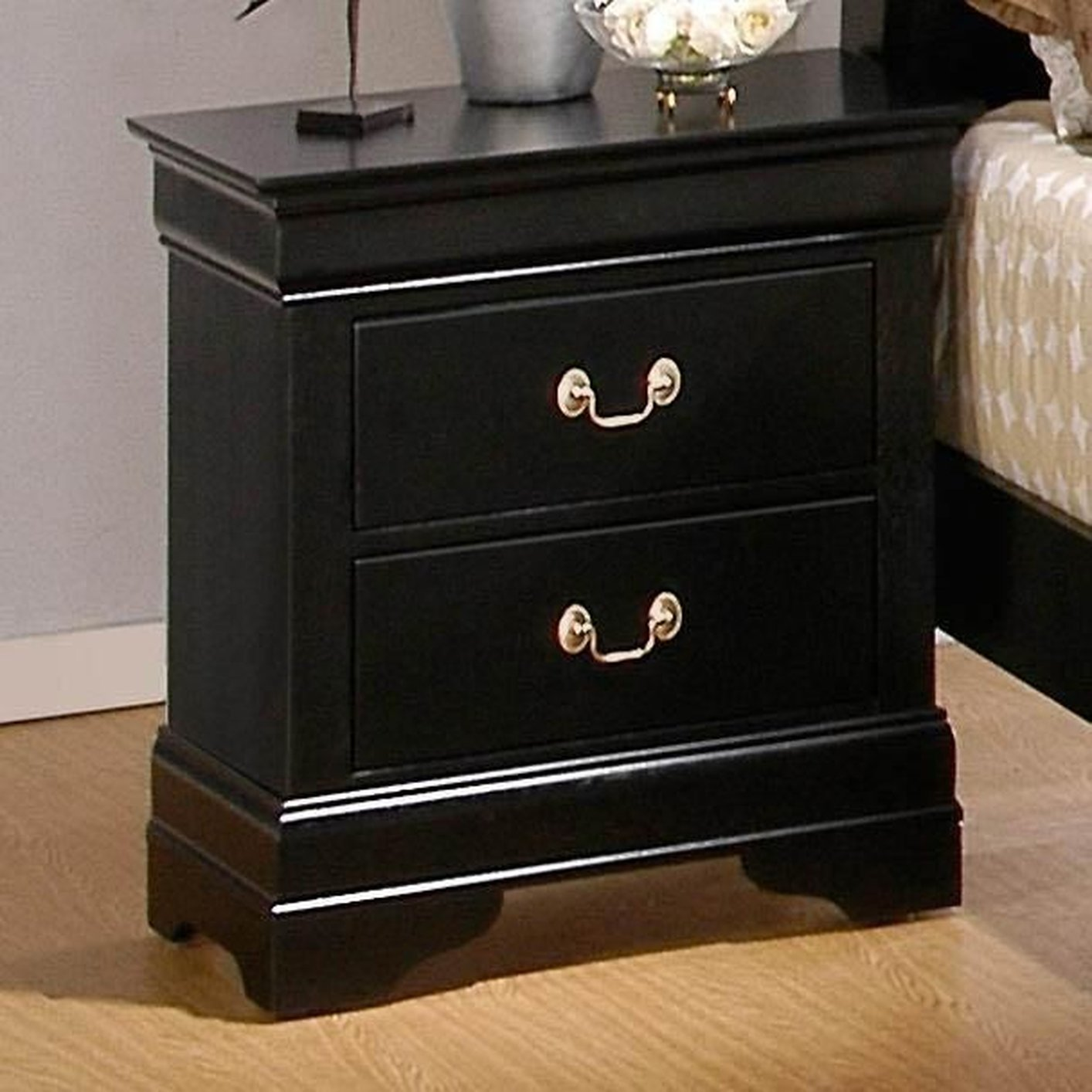 Picture of: Black Small Dresser