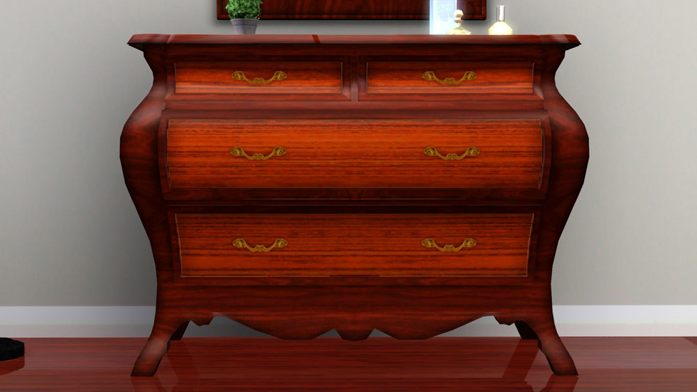 Picture of: Bombay Chest Ashley Furniture