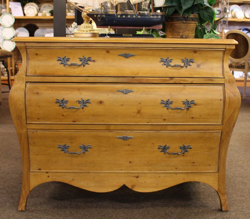 Image of: Bombay Chest With Marble Top