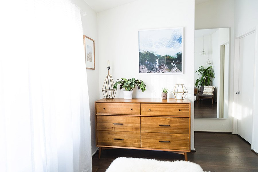 Picture of: Build A Mid Century Modern Dresser