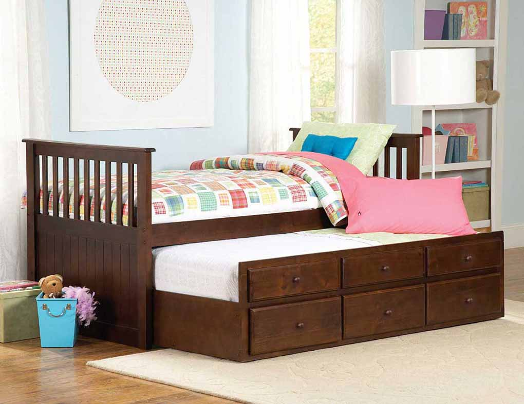 Image of: Bunk Beds with Dressers