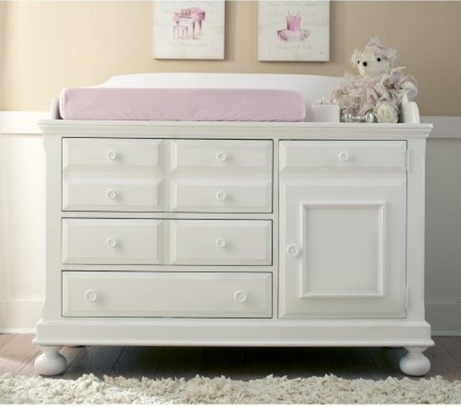 Picture of: Ideas Changing Table Dresser Ikea