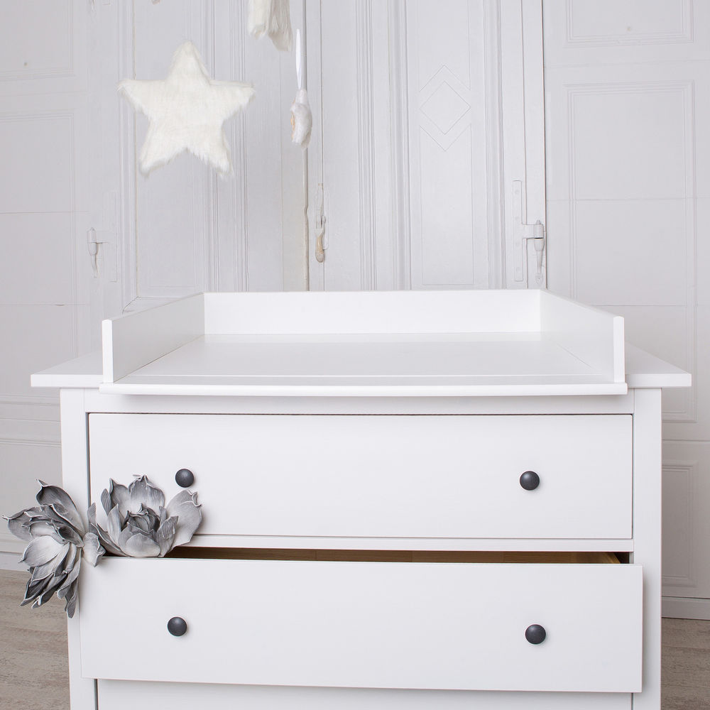 Image of: Changing Table Toppers