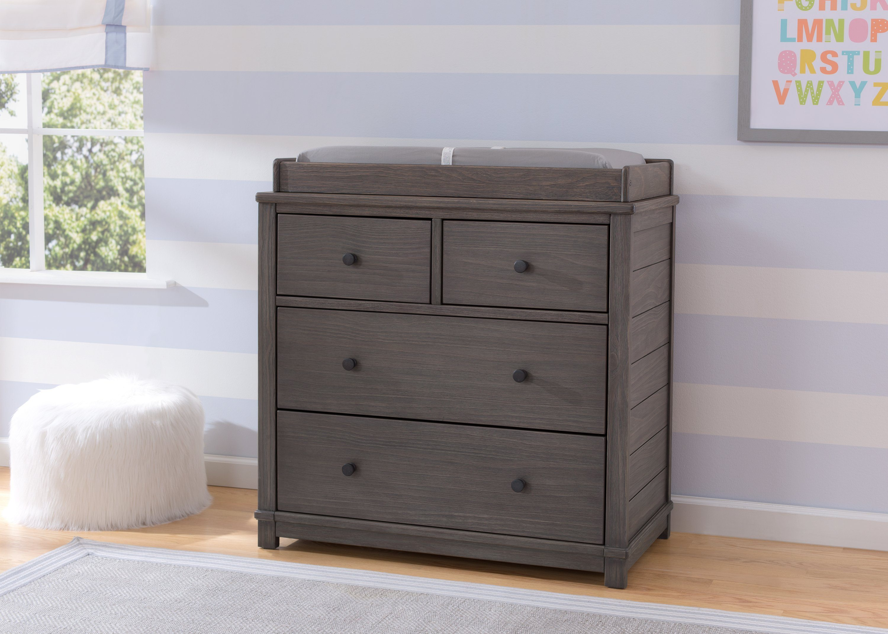 Picture of: Changing Table White