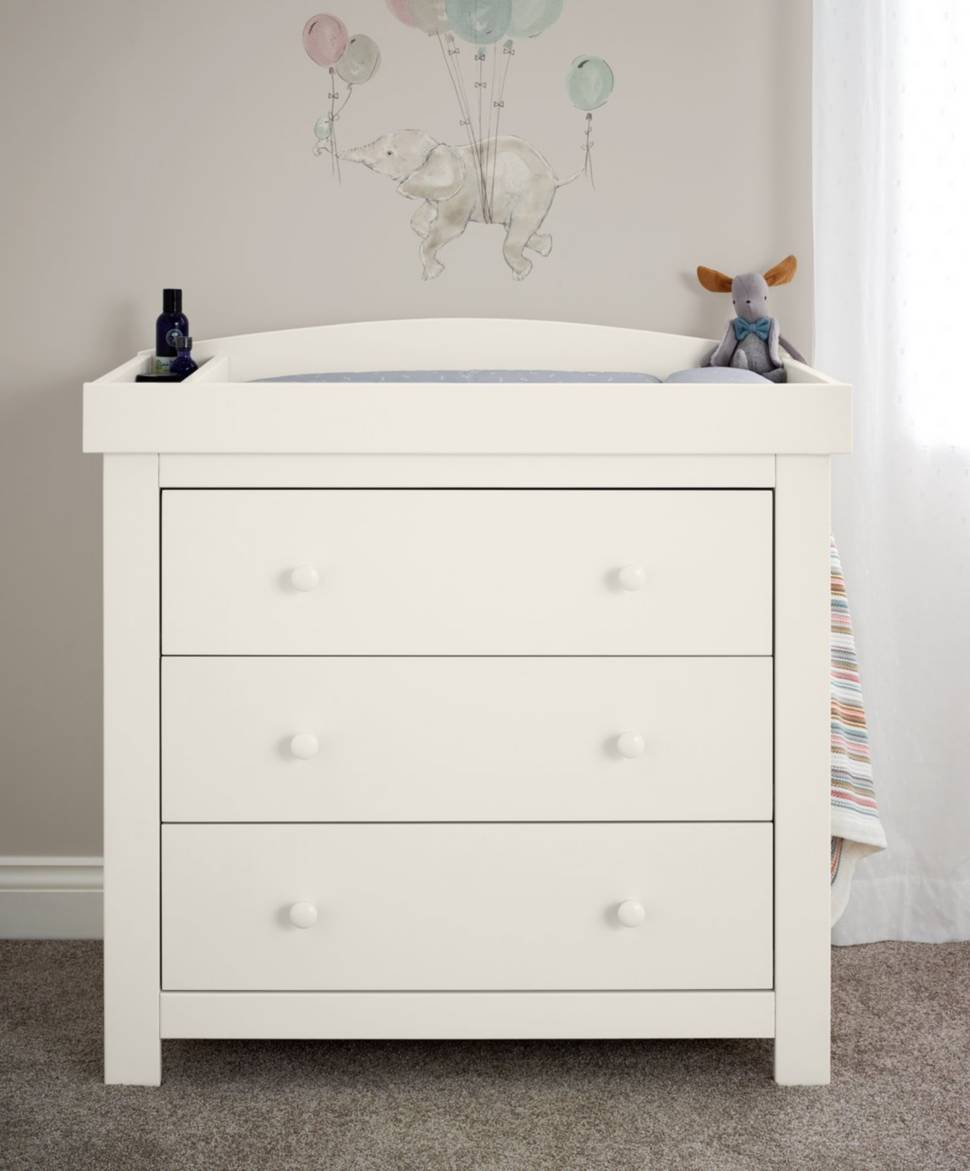 Cheap Beige Dresser Small