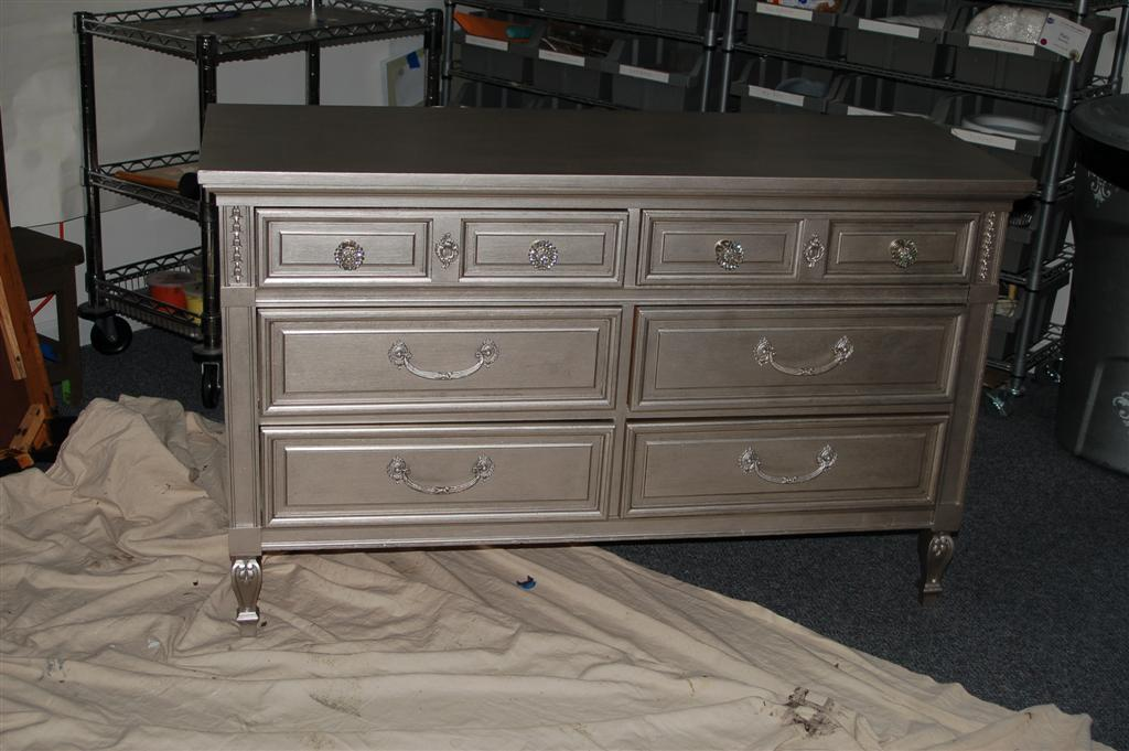 Cheap Silver Dresser Inspiration