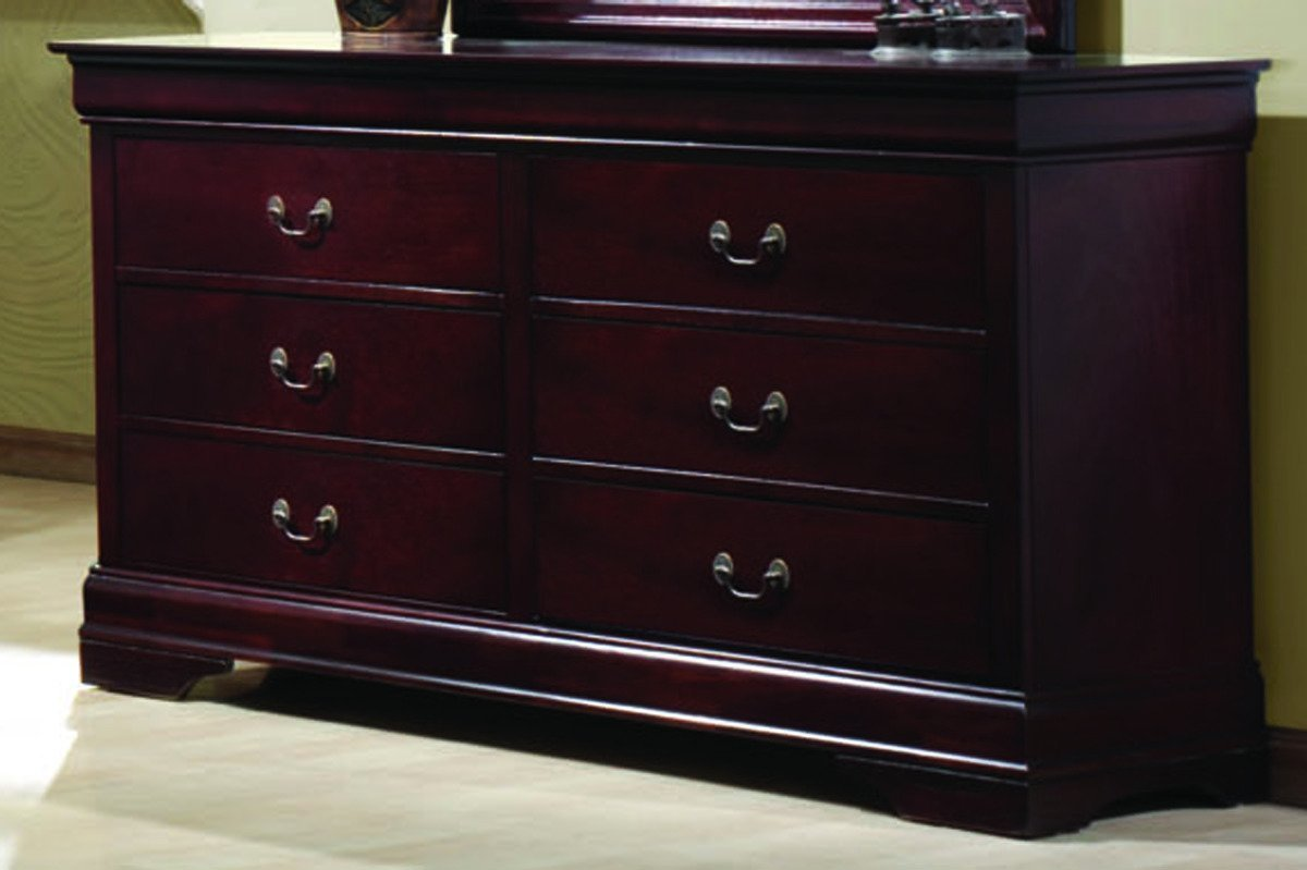 Picture of: Cherry Wood Chest Of Drawers