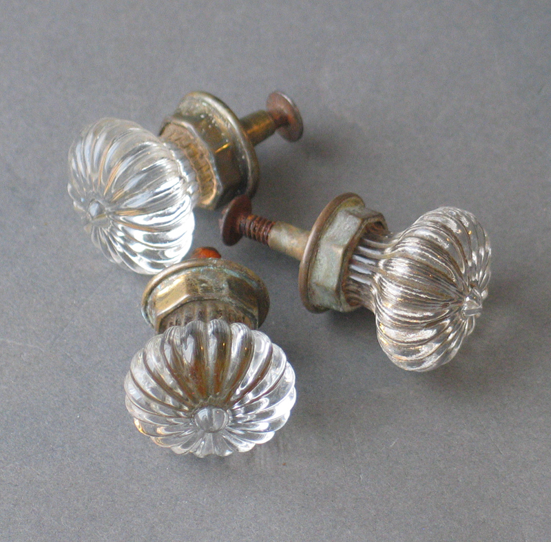 Clear Cabinet Dresser Knobs