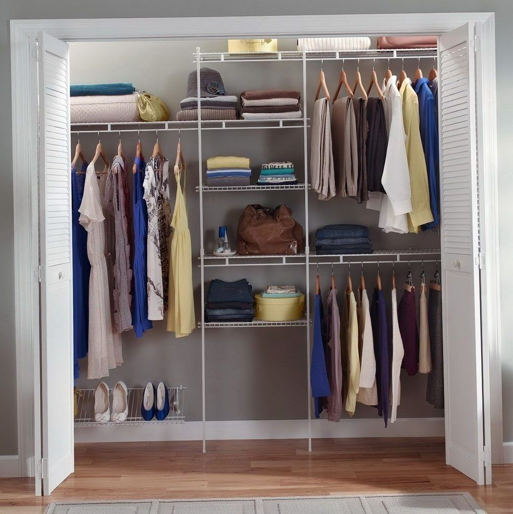Picture of: Closet Organizer Home Depot