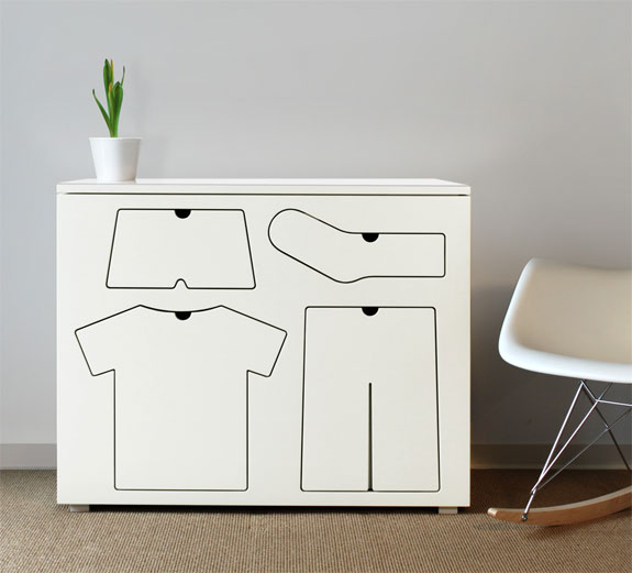 Cool Hardware for Dressers
