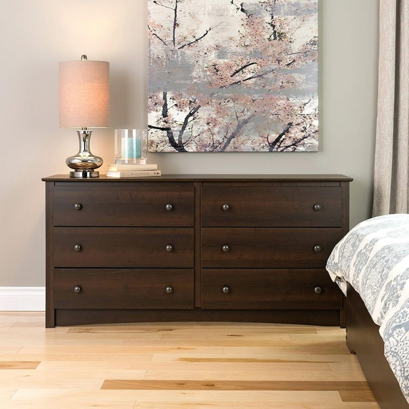 Picture of: Corner Bedroom Dresser
