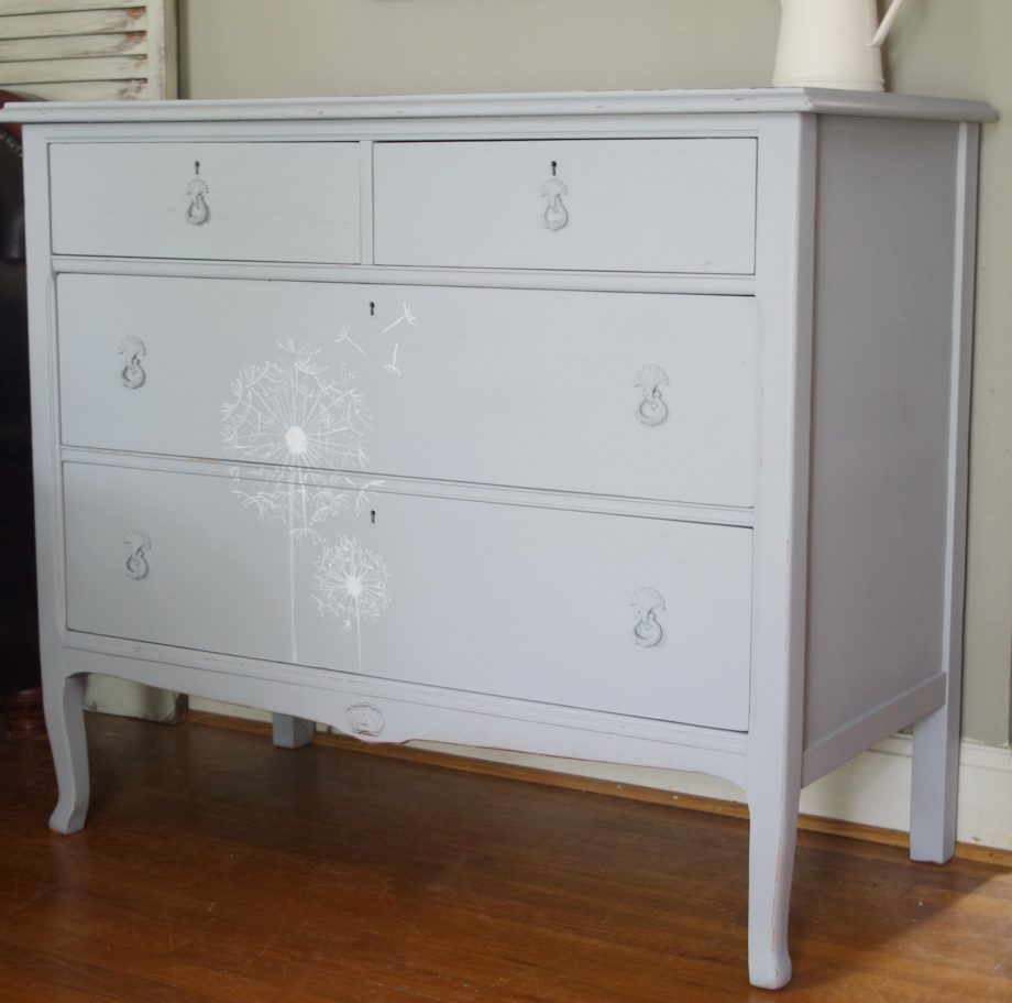 Picture of: Corner Dresser White
