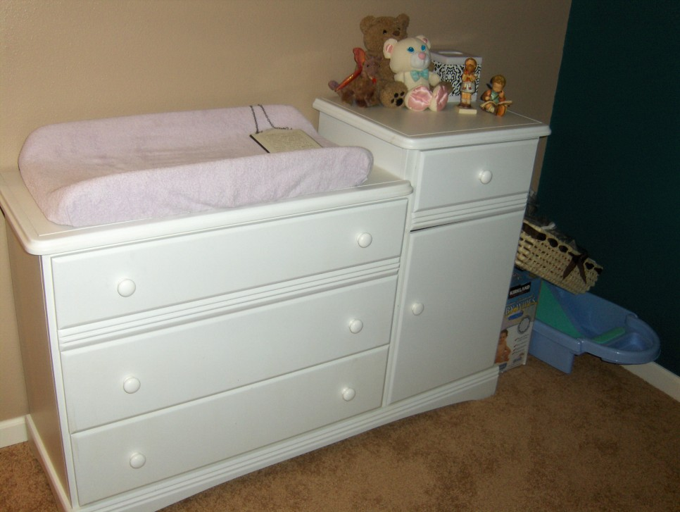 Country Style Dressers Changer