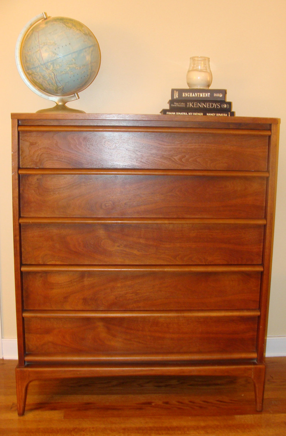 Picture of: Danish Modern Chest Of Drawers