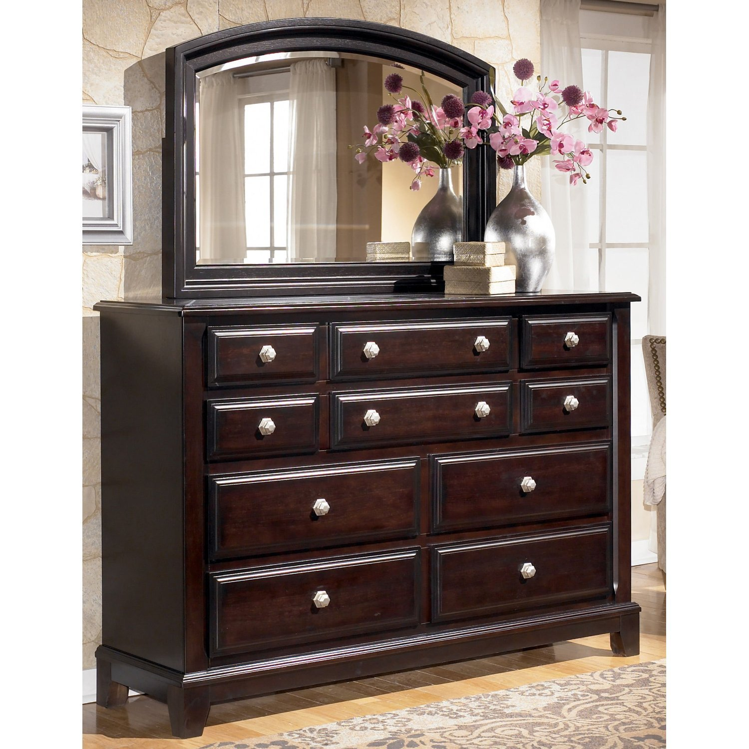 Picture of: Dark Brown Dresser Ikea