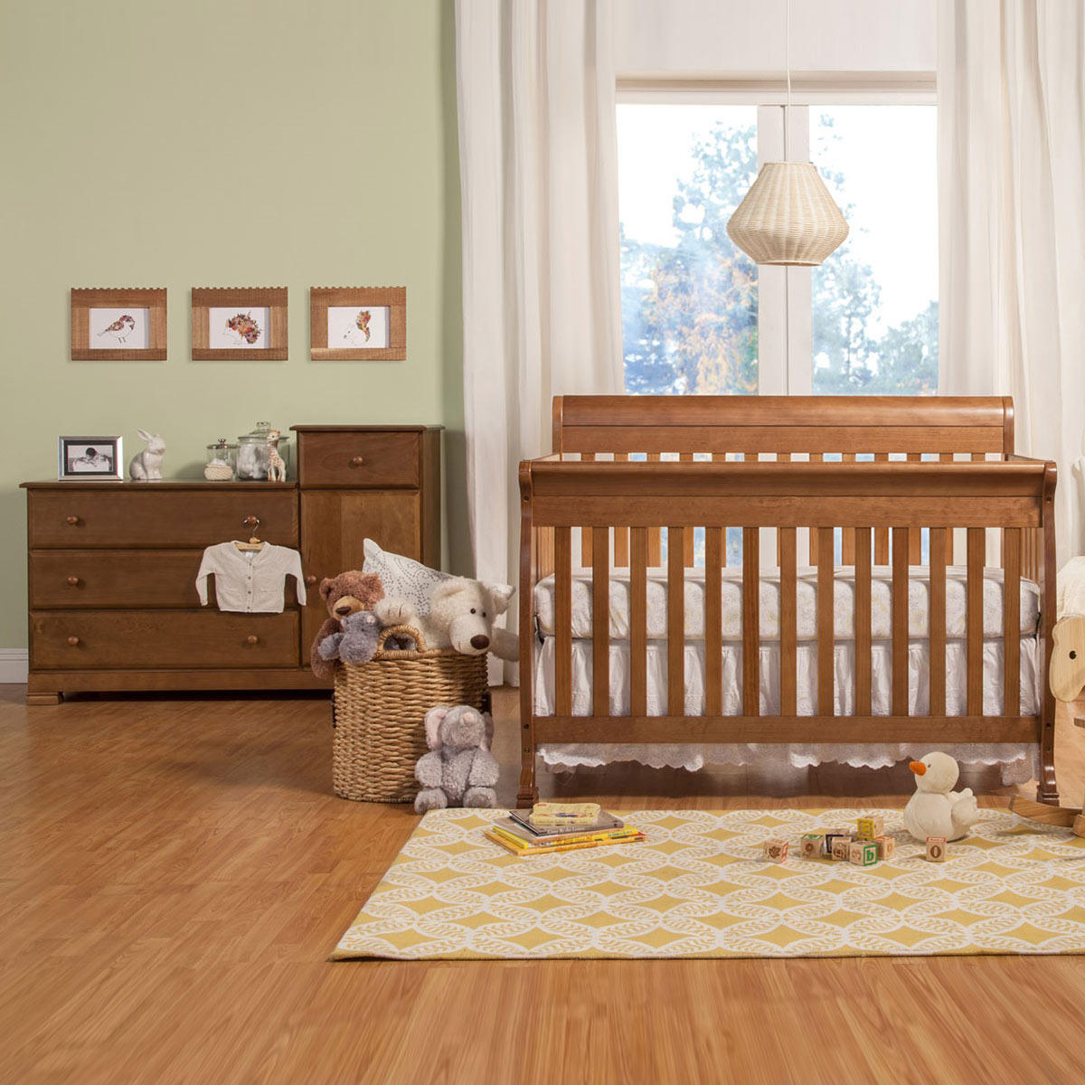 Picture of: Davinci Kalani Dresser Changing Table