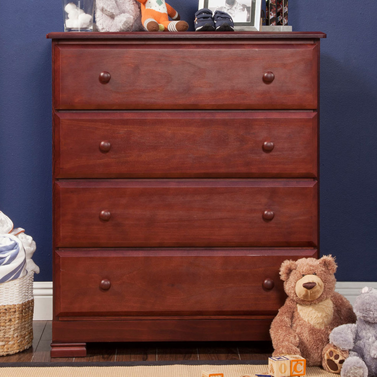 Picture of: Davinci Kalani Dresser Honey Oak