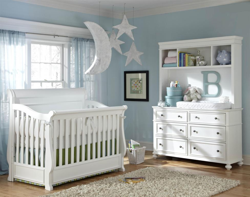 Image of: Delta Grey Changing Table Dresser