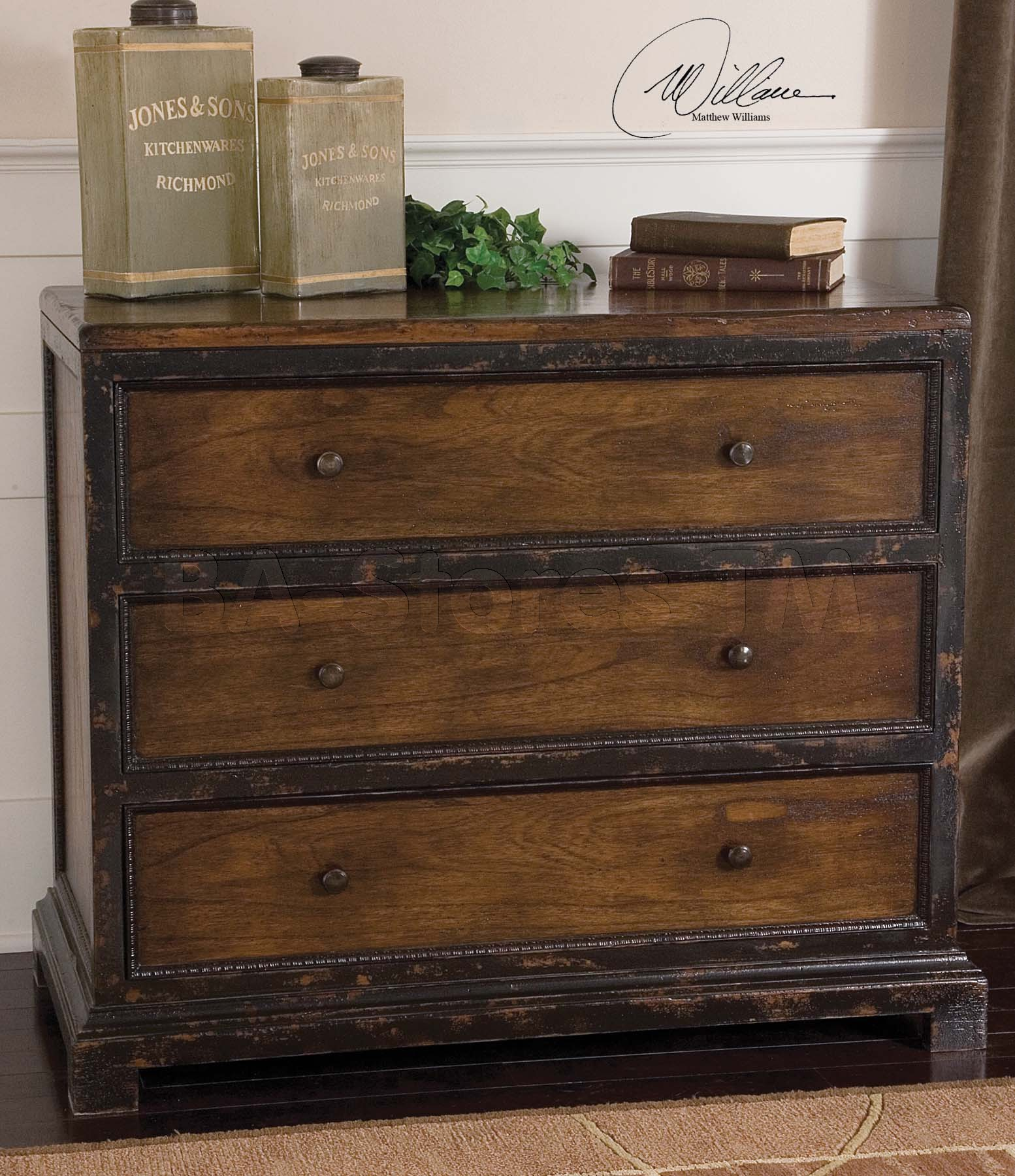 Distressed Cottage Furniture