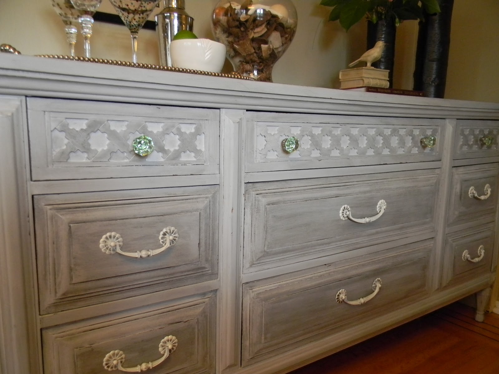 Picture of: Distressed Dressers Painted Cottage Furniture